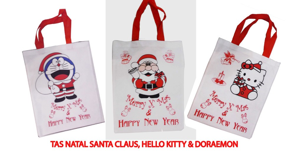 Goodie Bag Natal Unik - 862