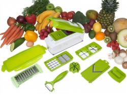 Genius Nicer Dicer Plus Alat Potong Buah Sayur As Seen On TV – 620