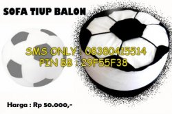 SOFA TIUP BALON