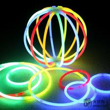 Glow Stick Perlengkapan Pesta | Glow Stick Fosfor | Gelang Fosfor | Glow in The Dark (kode 056 )