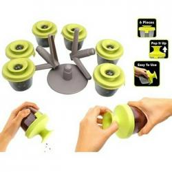 Pop Up Spice Rack Tempat Bumbu Unik � 095
