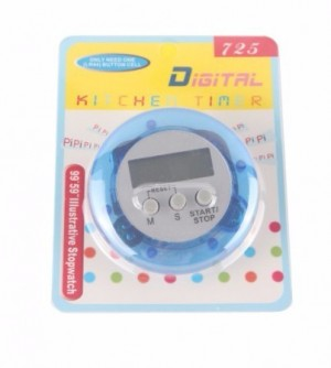 Alarm Dapur Digital Magnet Tempel Kulkas Kitchen Timer Digital Magnetic - 325