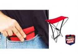 POCKET CHAIR KURSI LIPAT 083830415514
