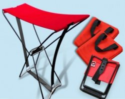 POCKET CHAIR KURSI LIPAT unik
