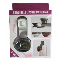 Jual Lensa Super Wide Universal Clip Superwide 0,4 x Iphne Samsung Smart Phone