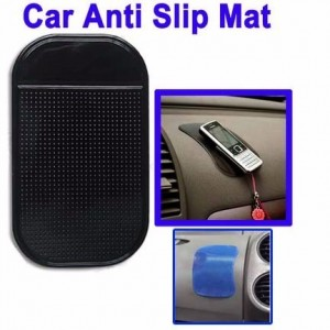 Cellphone Mat Cell Phone Holder Silicone Alas Matras Handphone Mobil - 004