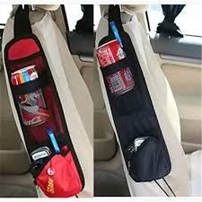 Chair Side Pocket Car Organizer Kantong Samping Jok Kursi Mobil - 394