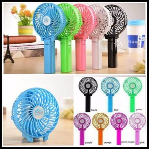 Kipas Angin Mini Lipat Handy Mini Fan Portable - 930