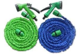 Xhose Selang Air Expandable Hose 15 Meter 50 Feet Ft Elastis Fleksibel Include Kepala Semprotan -459