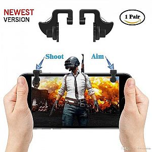 Trigger Gaming Gen X PUBG Sharp Shooter Game L1 R1 Gamepad Mobile Handphone HP Smartphone – 673
