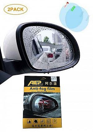 Anti Fog Anti Embun Kaca Spion Samping Mobil Double Side Car Kanan Kiri – 631
