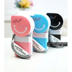 Air Conditioner Mini AC Smile Genggam Tangan Portable